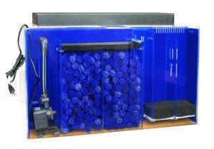 55 Gallon UniQuarium filteration system