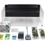 SeaClear 40 Gallon Junior Executive Aquarium Kit Review & Specs